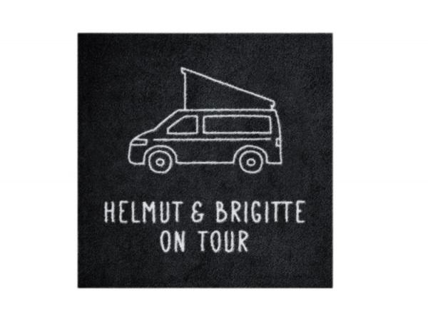 Fußmatte Camper on Tour