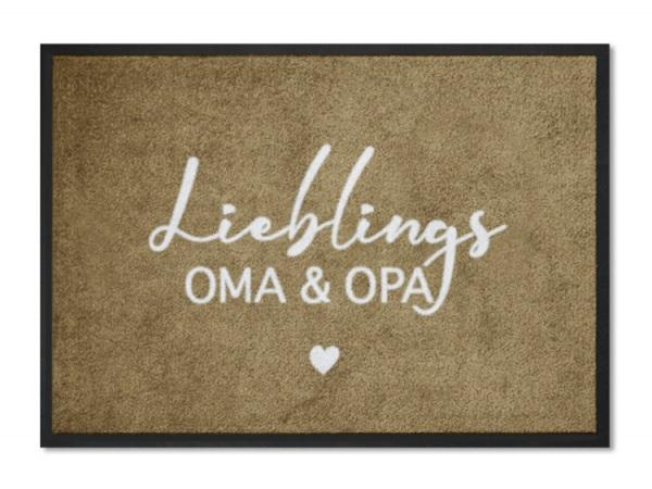 Matte LieblingsOMA&OPA