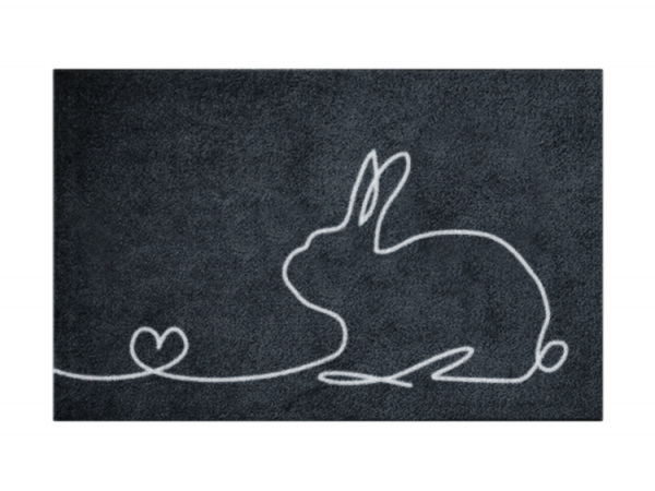 Türmatte oneLINE Bunny