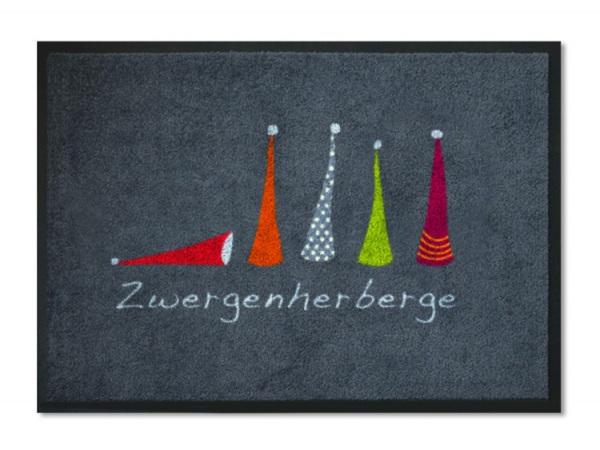 Fußmatte Zwergenherberge
